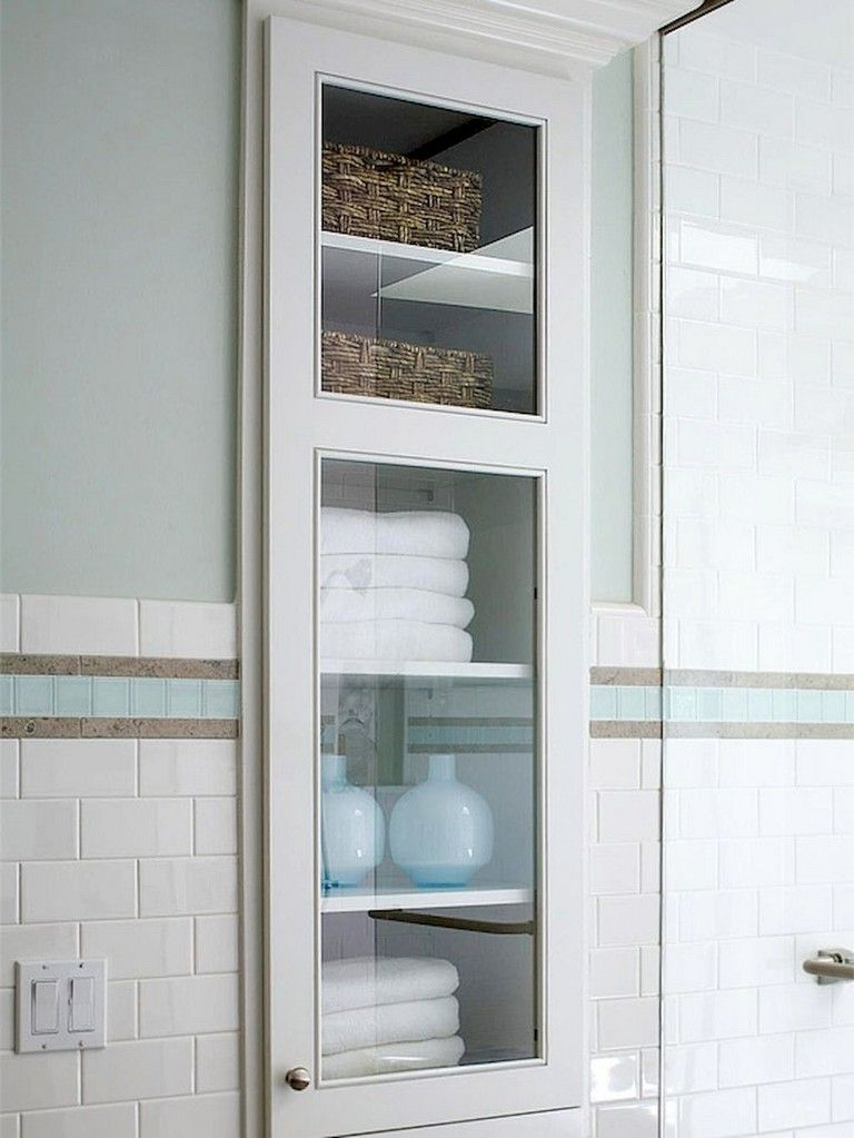 52 exciting and cool ideas for bathroom storage cabinet bathroom rh pinterest com
