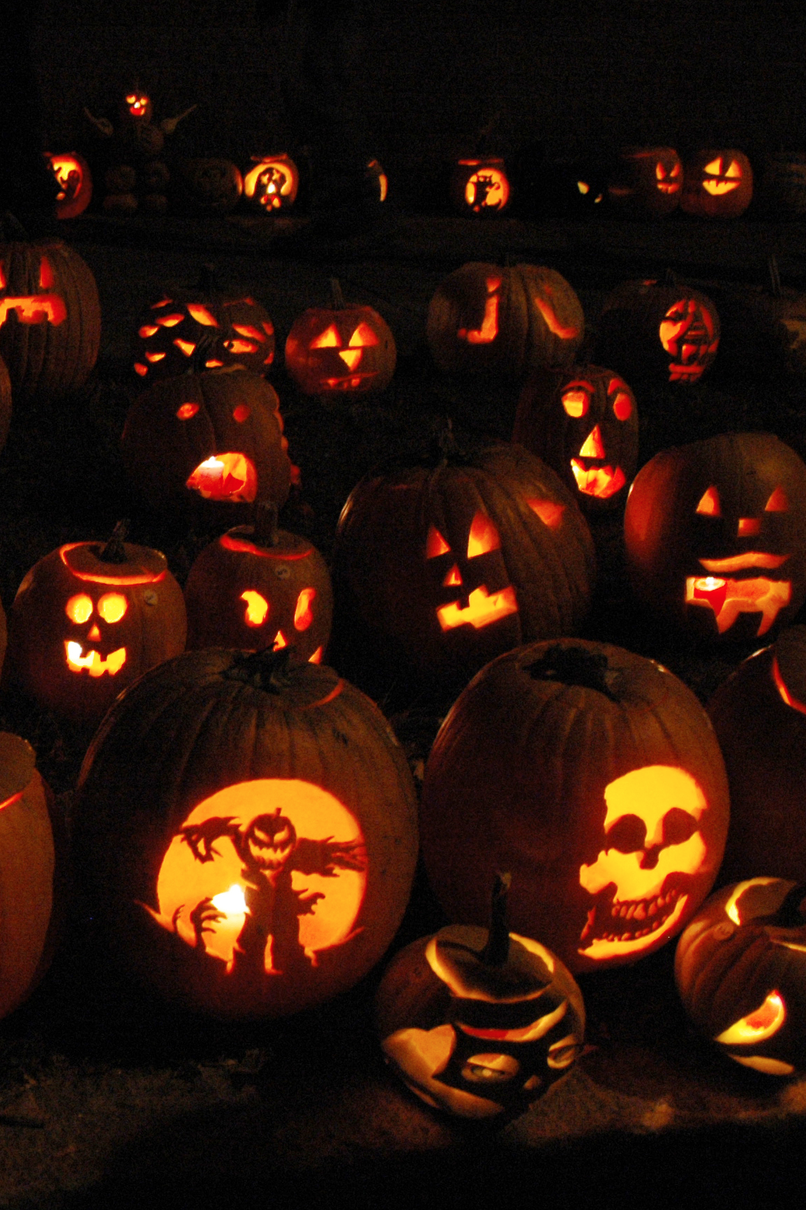 49 Free Templates For the Coolest Jack-o\'-Lantern on the Block ...