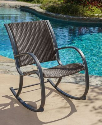 holtan rocking chair quick ship products patio rocking chairs rh pinterest com