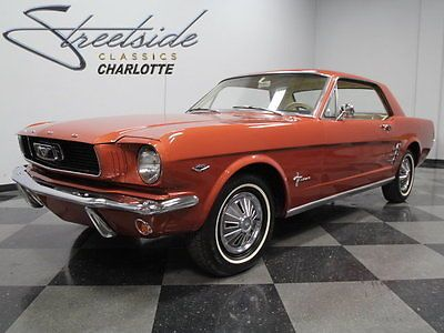 ebay 1966 ford mustang rare emberglo 289 v8 auto a c clean rh pinterest co uk
