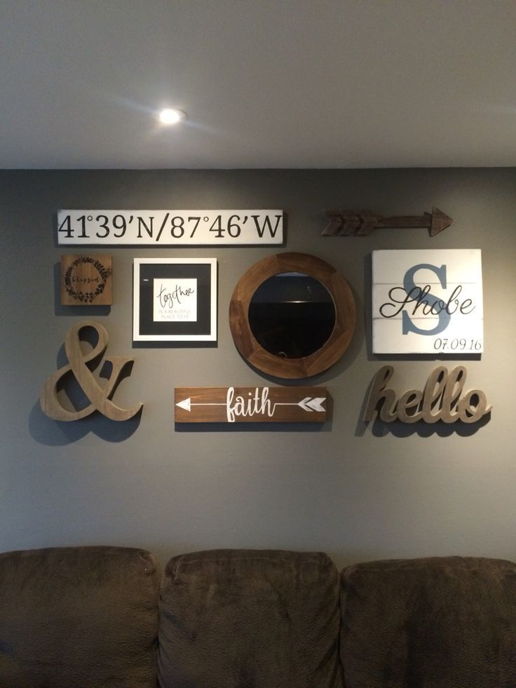 Gallery Wall In The Living Roomwall Color Benjamin Moore Adorable Living Room Wall Colors 2018