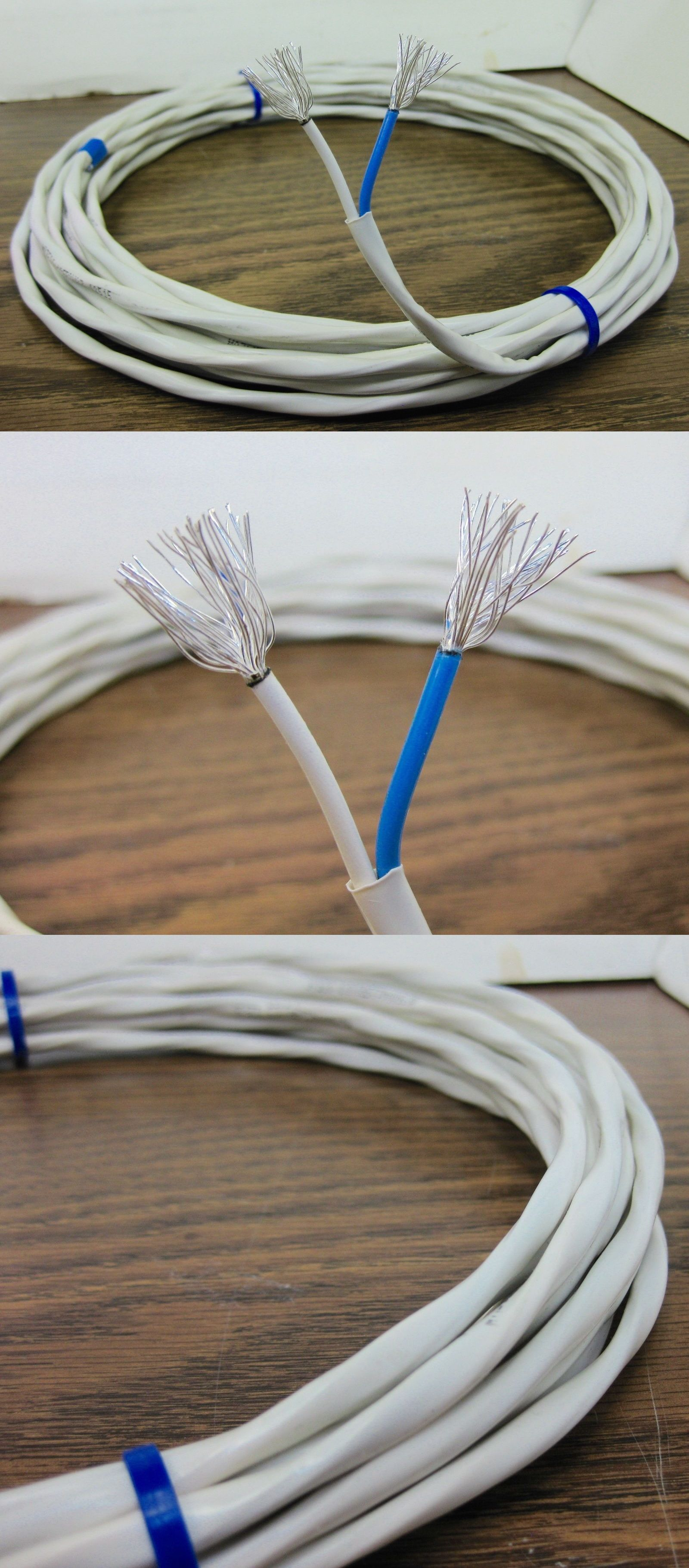 Audio Cables and Interconnects: 14 Feet 12 Awg Twisted Pair Silver Plated Cable Speaker Wire 37 Strands -> BUY IT NOW ONLY: $34.5 on eBay!