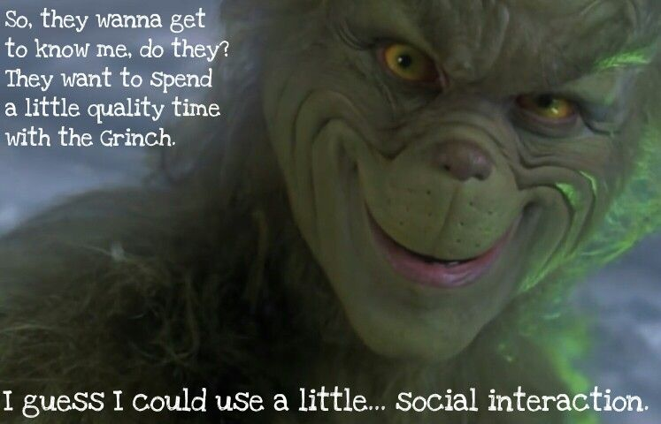 Dr Seuss How The Grinch Stole Christmas Christmas Quotes Funny Grinch Grinch Quotes