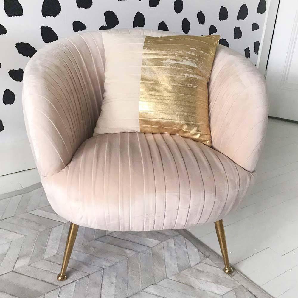 barbarella bustle blush chair guest bedroom bedroom chair chair rh pinterest com