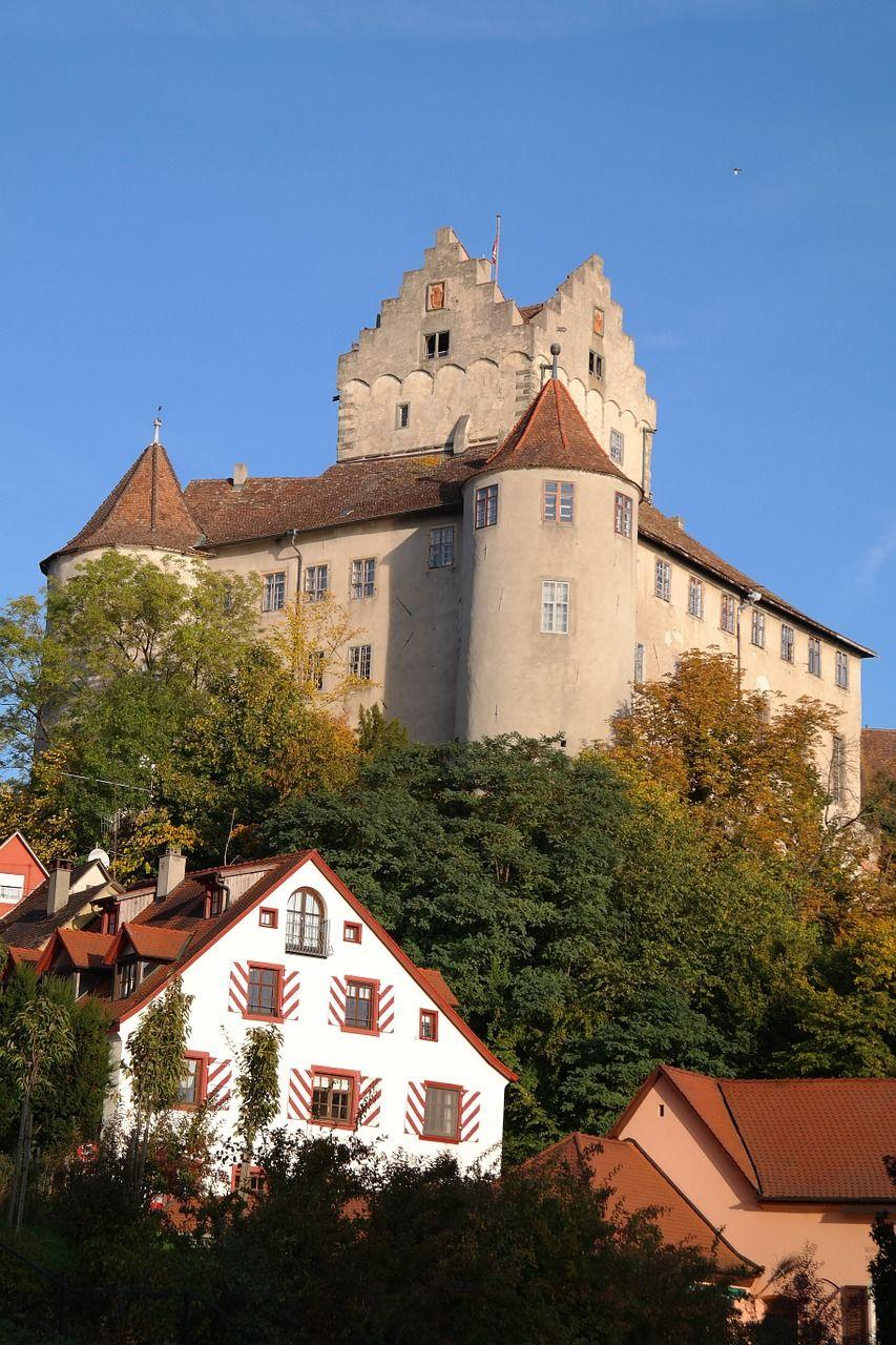 castle burg meersburg meersburg old castle castle rh pinterest com