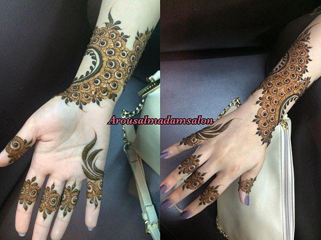 Henna Tattoo Dubai Price: Mehandi Image By Rishna Rasheed