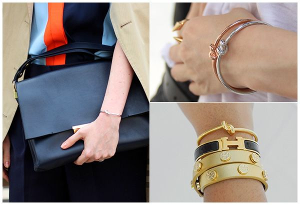 Save Or Splurge Celine Knot Open Bracelet With Images