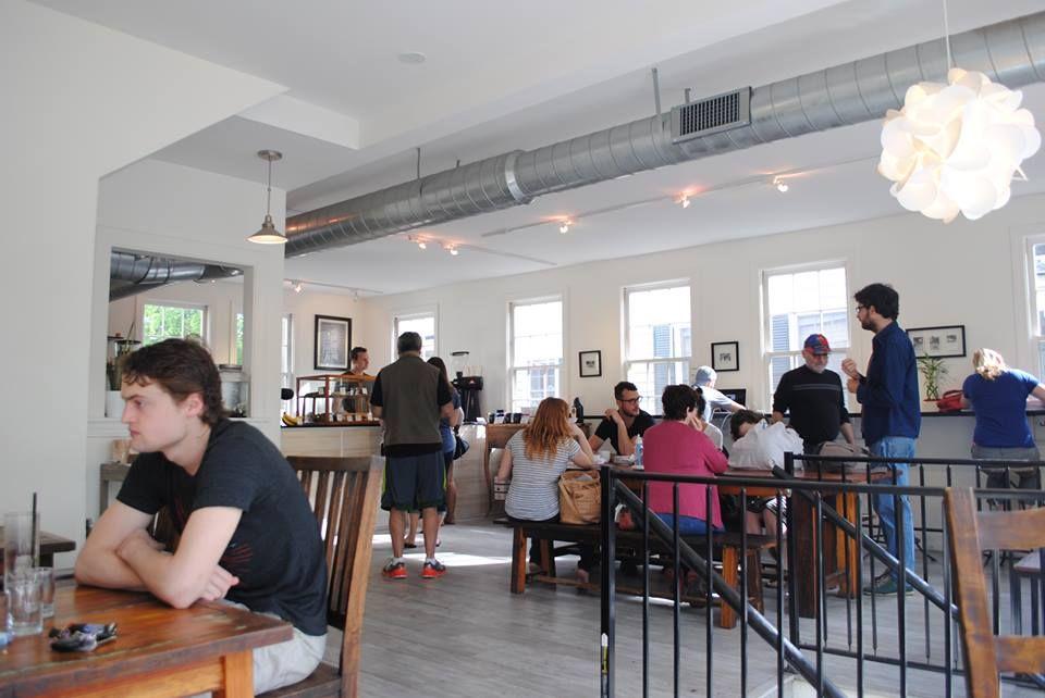 Coffee Shops South Carolina, Black Tap Coffee, Charleston