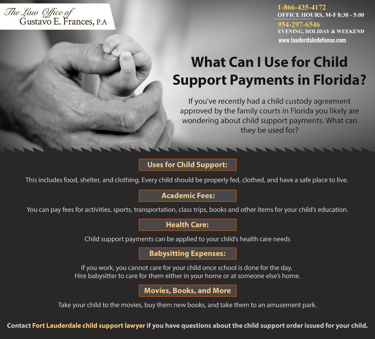 Child Support Attorney Fort Lauderdale Child support