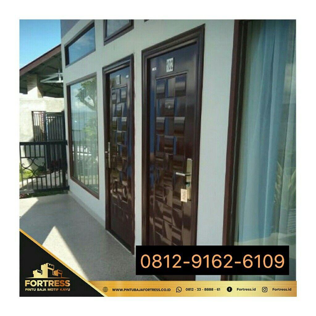 0812-9162-6108 (FORTRESS), Unique House Doors