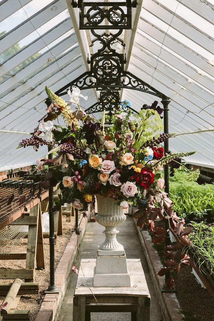 How to Create a Summer Garden Arrangement | Pinterest