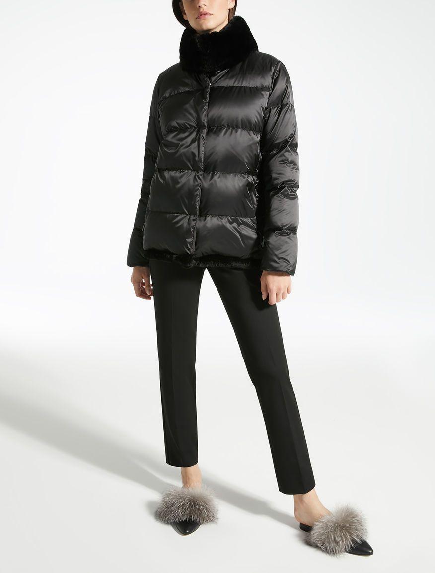 Lepanto Puffer Coat Jackets Down Jacket [ 1154 x 876 Pixel ]