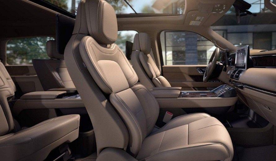 2020 Lincoln Navigator Interior Lincoln Navigator 2018 Lincoln Navigator Luxury Suv