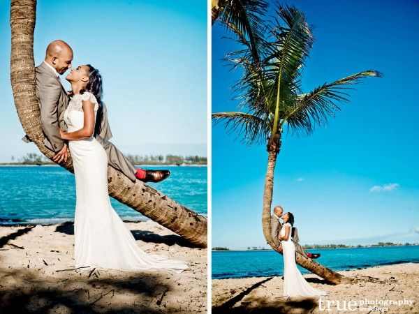 From Truephotography Bahamas Destination Wedding Royal Caribbean Cruise Line Beatrice And Charles