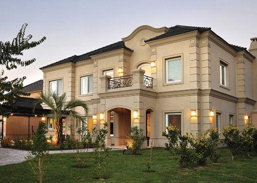 casas estilo frances moderno buscar con google casas On casas estilo moderno