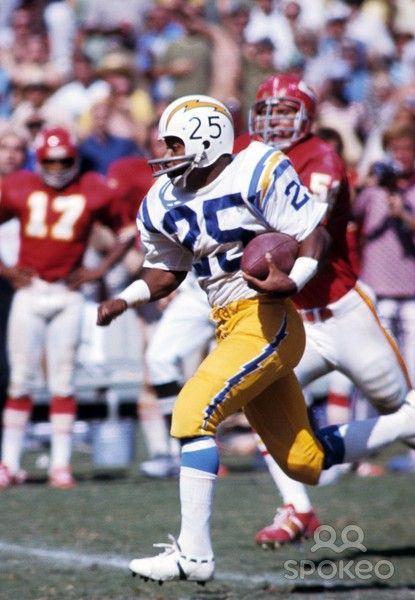 Jerry Levias Nfl Football Players American Football League Chargers Football