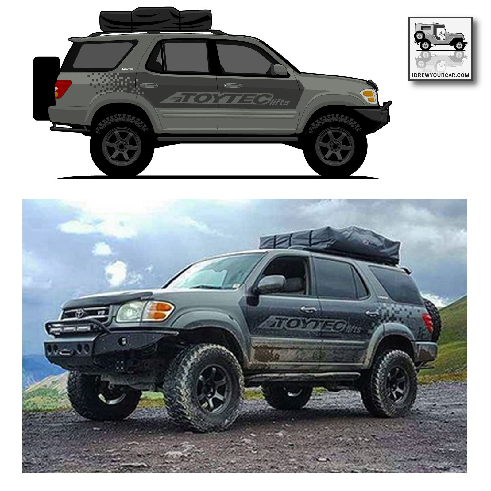 Toyota Sequoia: Pin By Jimmy Duran On Toyota Sequoia
