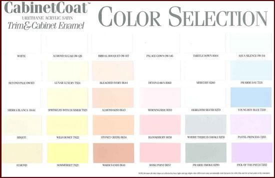 Cabinet Coat Colors Urethanr Acrylic Enamel