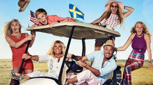 """Arriva """"Parneviks"""", il reality show sulla pazza famiglia del golfista svedese -  http://goo.gl/Ot8kIM"""