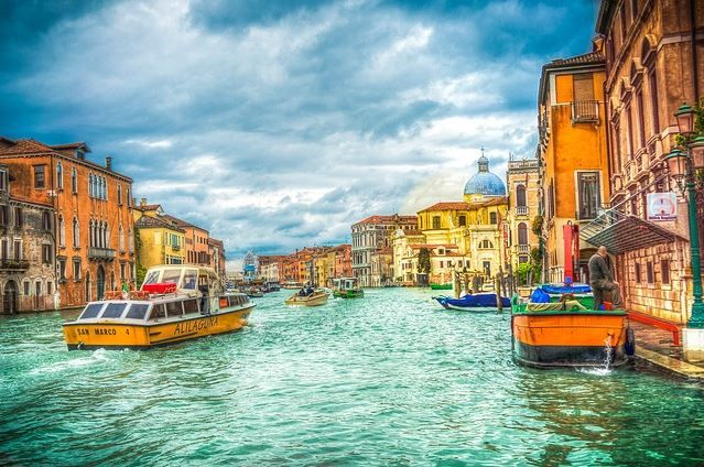 Venice Italy Top 10 Most Beautiful Places In The World