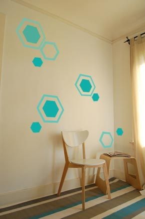 art deco wall decals - Google Search   For the Home   Pinterest ...