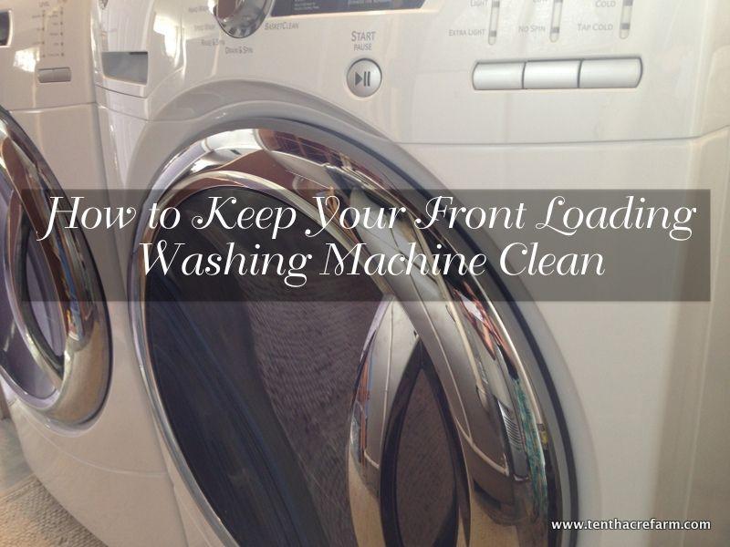 Oops Homestead Washing Machine Clean Washing Machine