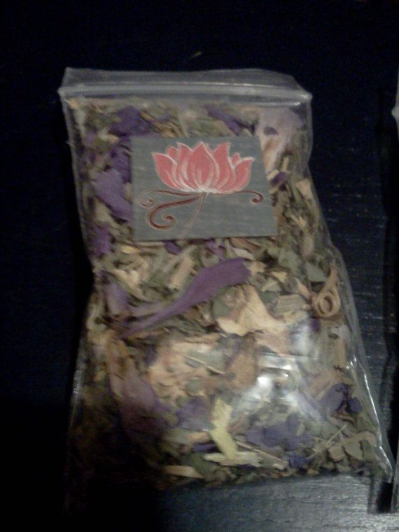 Blue Lotus Passion Flower And Damiana Herb Blend 5 By Devapotions 6 00 Passion Flower Blue Lotus Yogi Tea