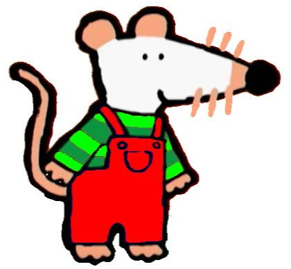 Maisy Mouse she's a Host of Blue's Clues and Maisy Mouse. | Maisy ...