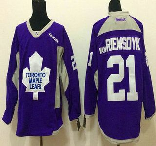 buy online 10b38 168e4 Toronto Maple Leafs Jersey 21 James van Riemsdyk 2014 ...