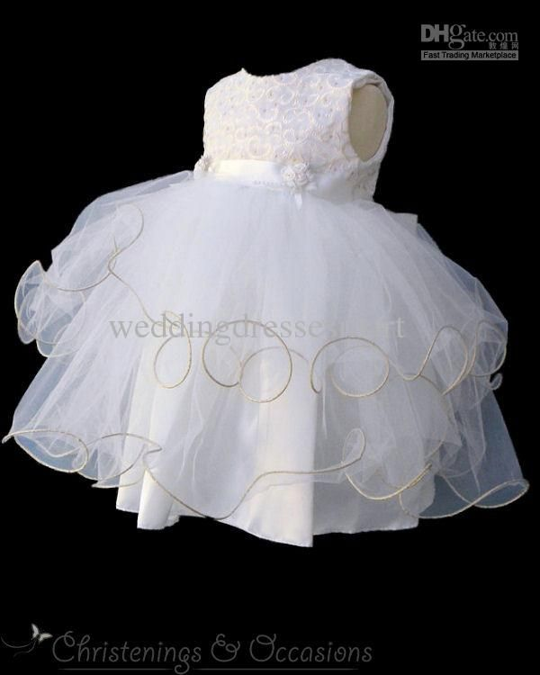 1000  images about Christening Dress on Pinterest | Baby girls ...