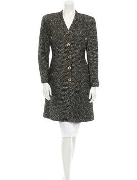Chanel Coat. Our best-selling coat! The Chanel Coat is almost sold out...See all Chanel coats on Tradesy