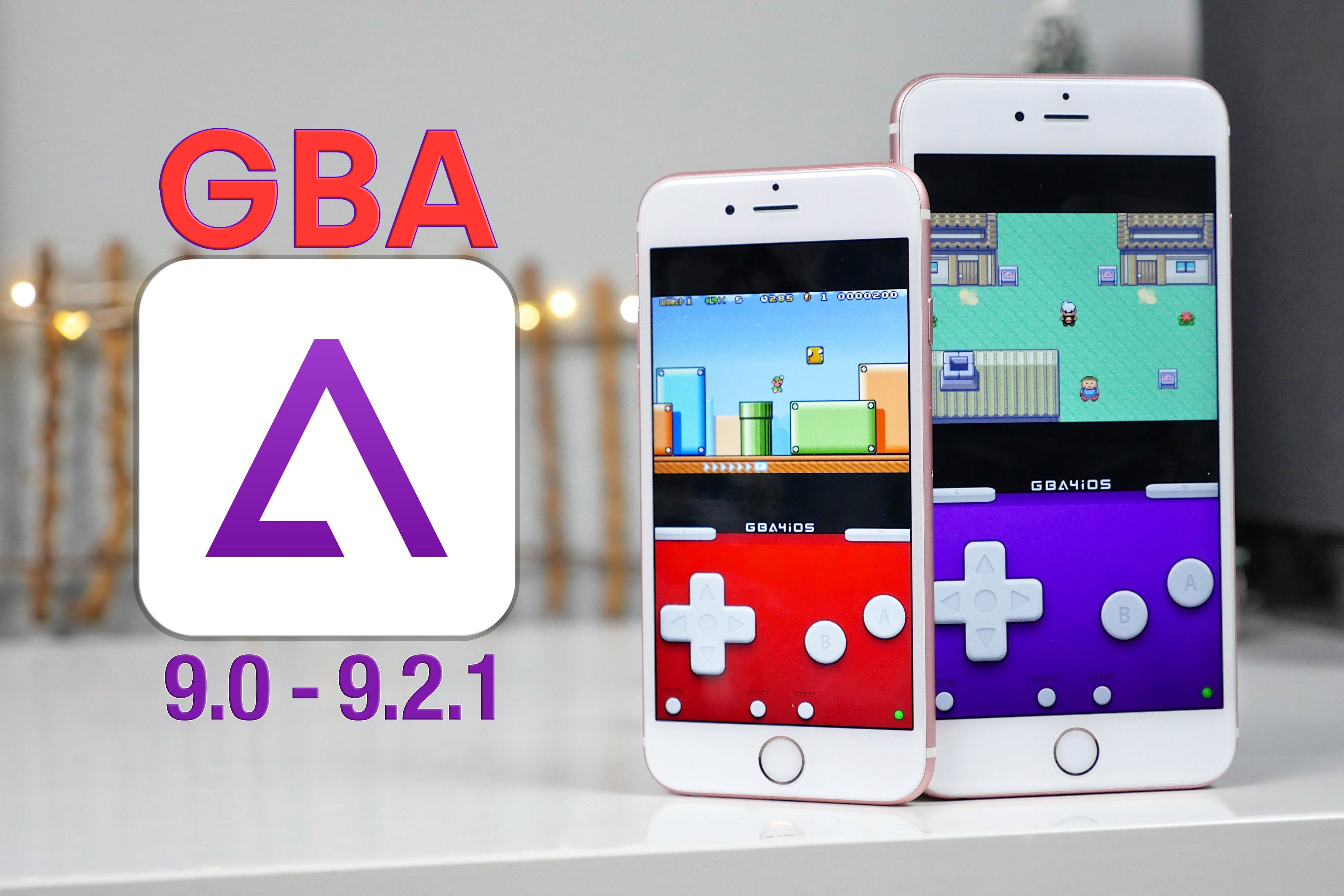 how to install gba emulator on iphone without jailbreak