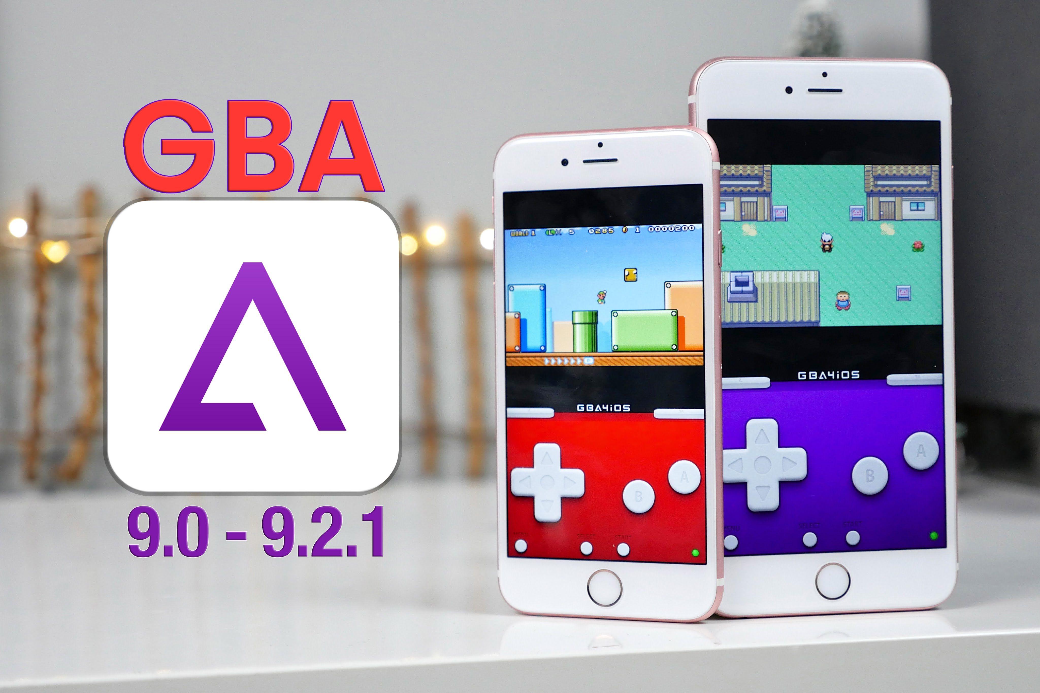 How To Get GBA Emulator on iOS 9 2 FREE - GBA4iOS 2 1 NO