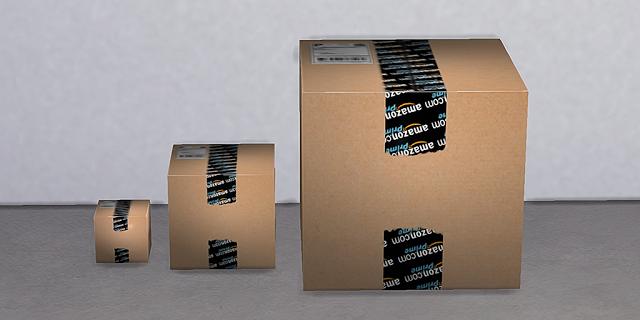 Ts3 Ts4 Amazon Boxes Yourdorkbrains Sims 4 Cc Furniture The Sims 4 Packs Sims 4 Cc Folder