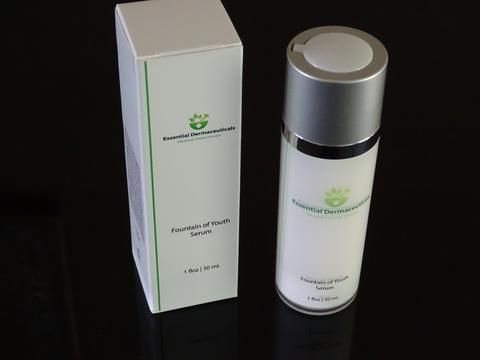 Essential Dermaceuticals Fountain Of Youth Serum New Product Introd Anika Skincare And Makeup Natural Organic Skin Care Natural Makeup Anti Aging Cream