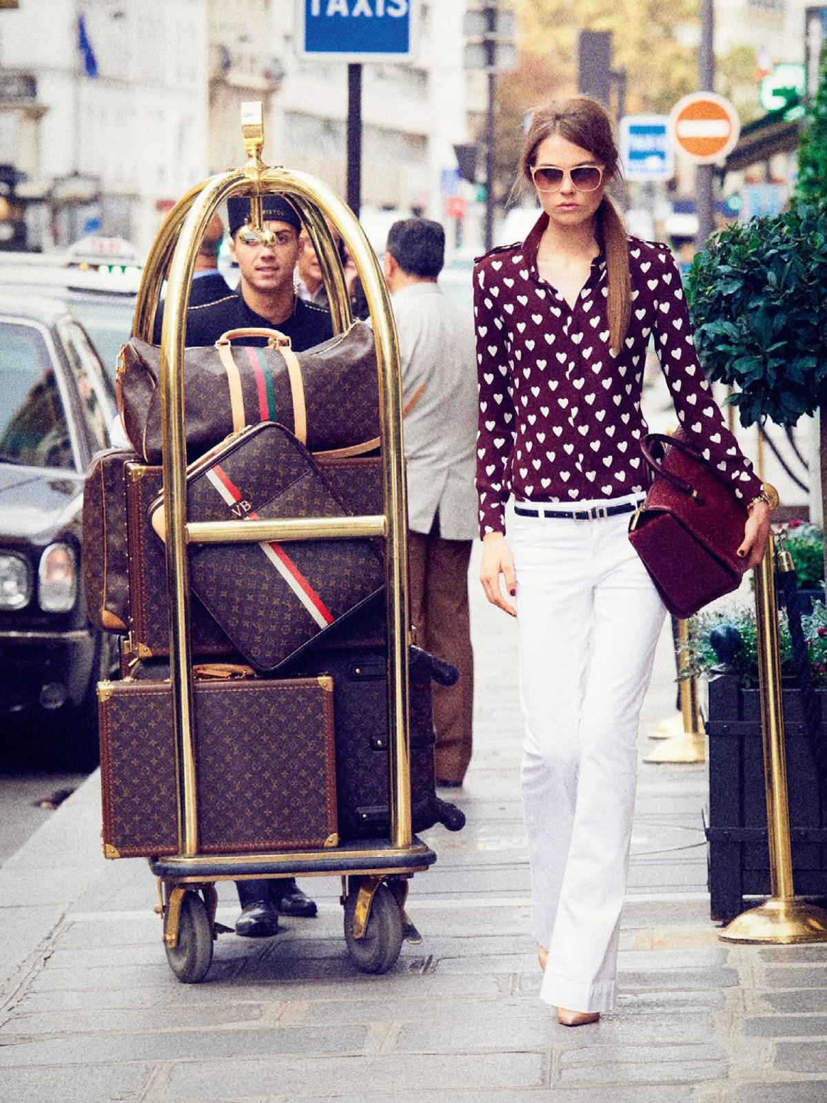 cab34df2781 Caroline Brasch Nielsen by Terry Richardson for Vogue Paris December 2013    January 2014 December 2013