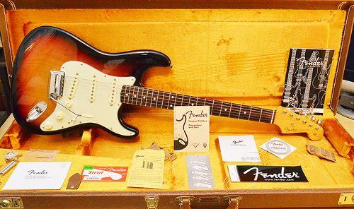 Fender American Vintage 62' Reissue