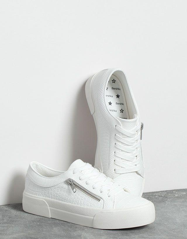 sale retailer 9dff5 fdbcb Zapatos - MUJER - MUJER - Bershka España
