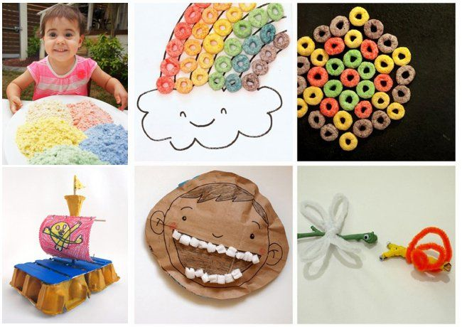 21 handpicked fun activities for 3 year olds kid for Craft ideas for a 4 year old