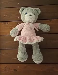 Photo of Crochet Pattern Bear – Amigurumi pattern – Crochet Teddy Bear – Crochet Toy pattern – Amigurumi Bear