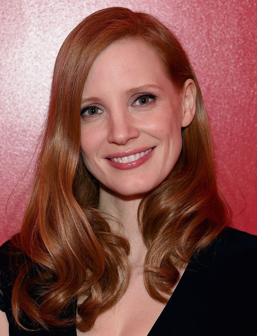 Get Jessica Chastain S Copper Red Hair Color When You Follow This Professionally Crafted Hair Color F Preserve Hair Color Celebrity Hair Colors Hair Color 2017