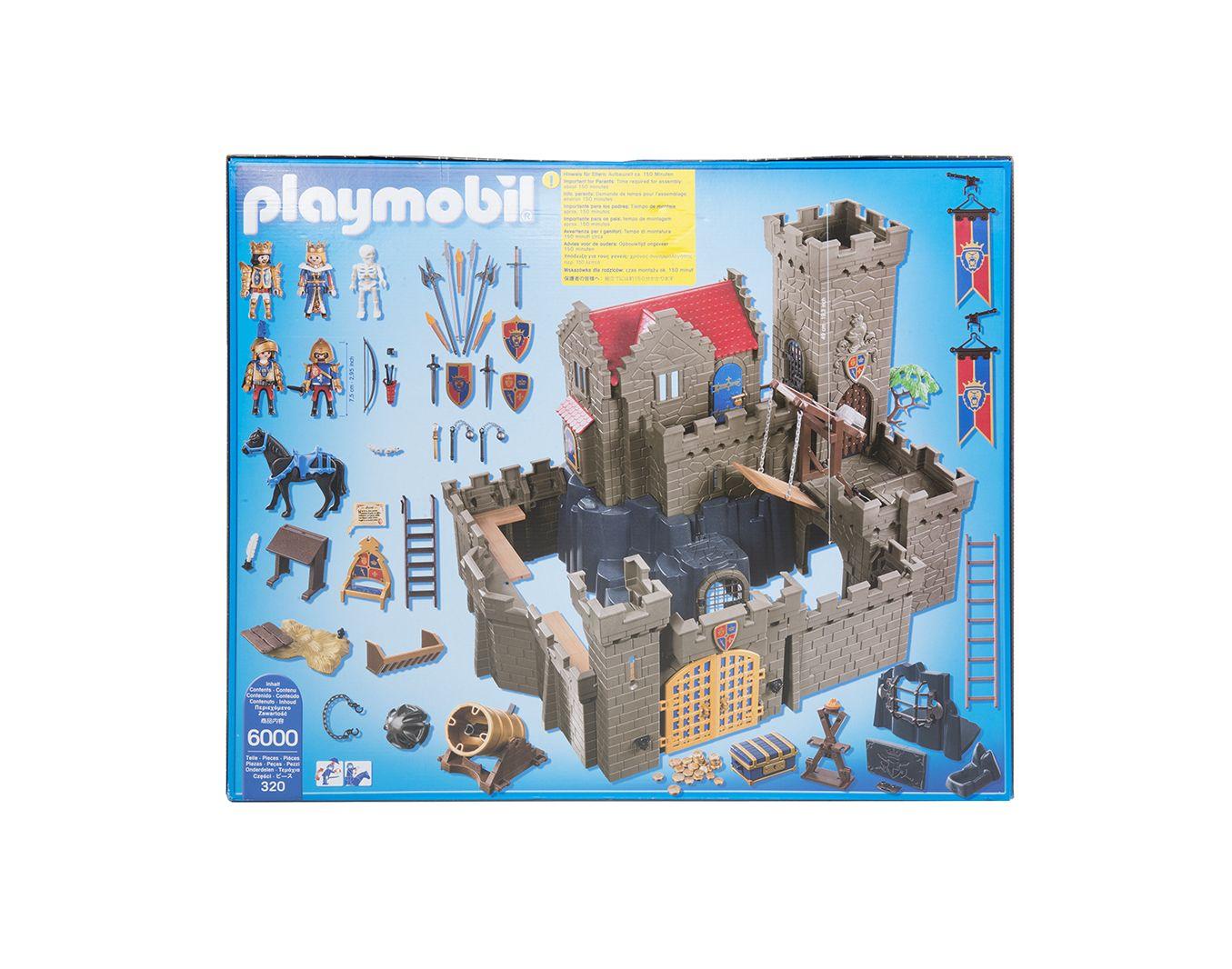 für ritter und alle, die gerne spielen: playmobil knights - müller, Wohnzimmer dekoo