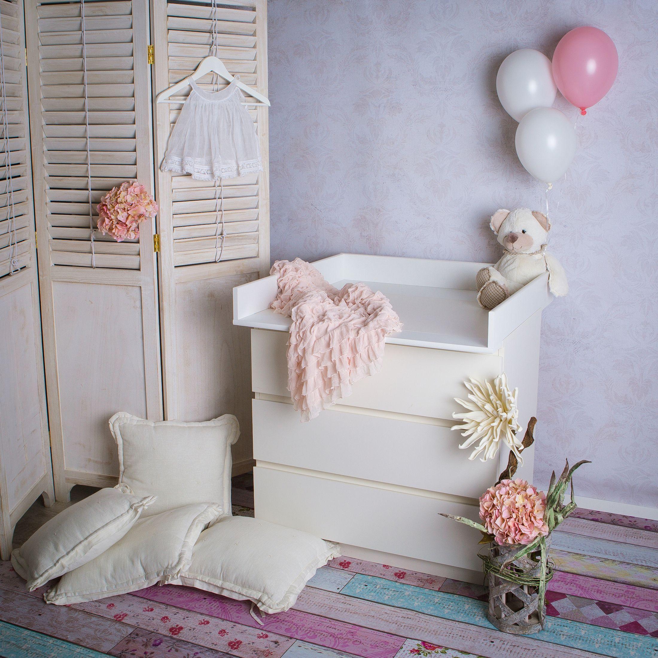 Baby kommode ebay kreative ideen f r innendekoration und for Kommode ikea malm