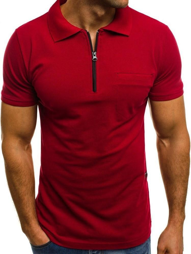 XXL Tommy Hilfiger polo manches courtes Denim Hommes Shirt Hommes Polo S-M-L-XL