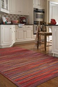 Cottage Braided Rugs A Tradition Old New