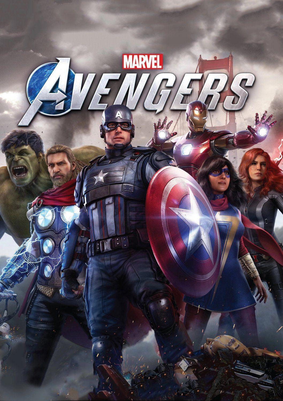 Marvel S Avengers Game 18 X28 45cm 70cm Poster Marvel Avengers Games Avengers Games Marvel Avengers