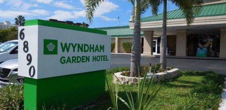 Wyndham garden fort myers beach national resorts fort