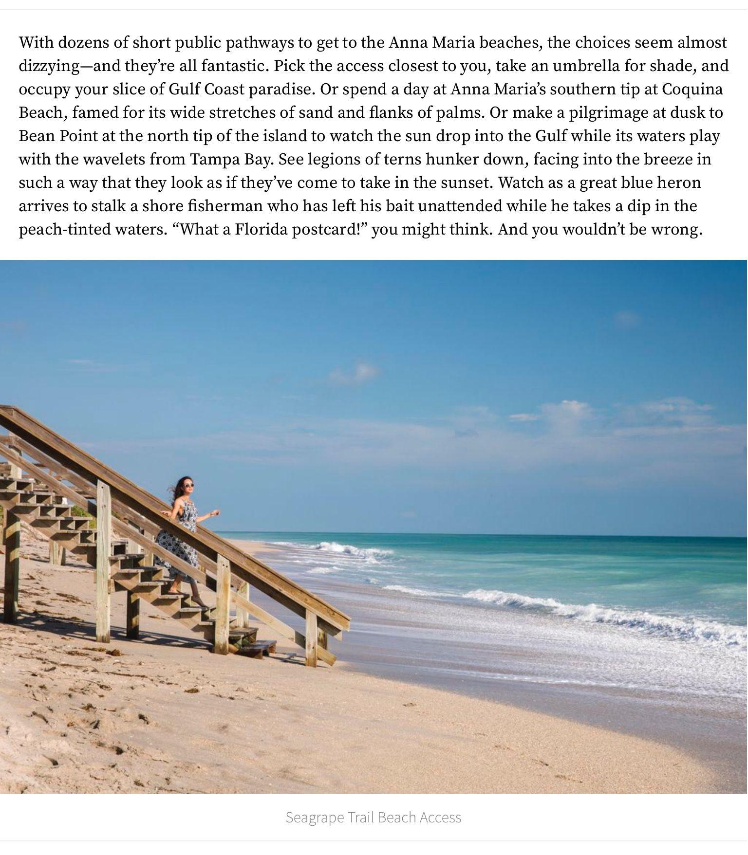 Anna Maria Island Beach: Anna Maria Island, Florida (Page 5 Of 6) In 2020