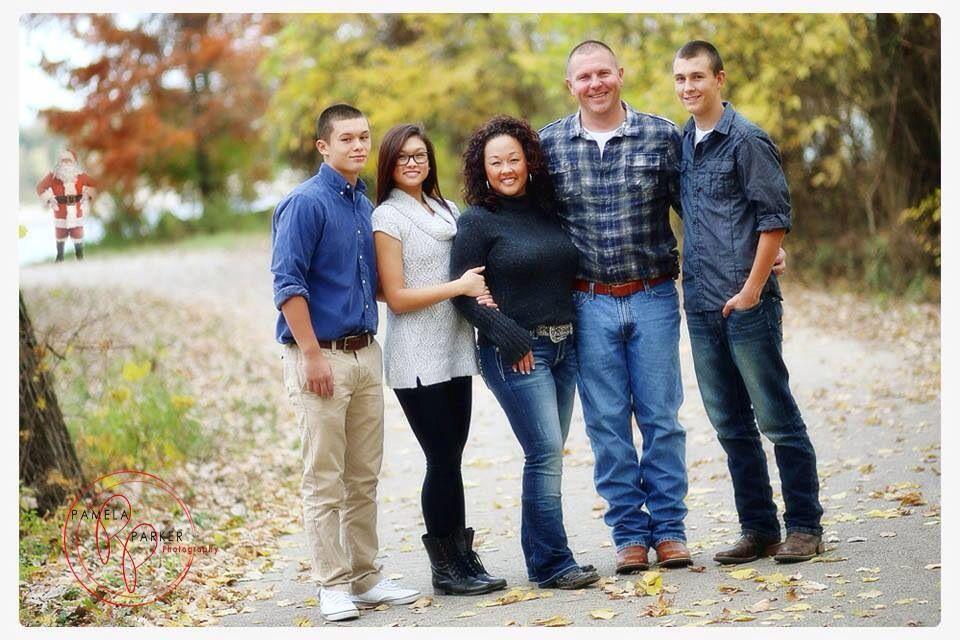 Family session ©Pamela Parker Photography