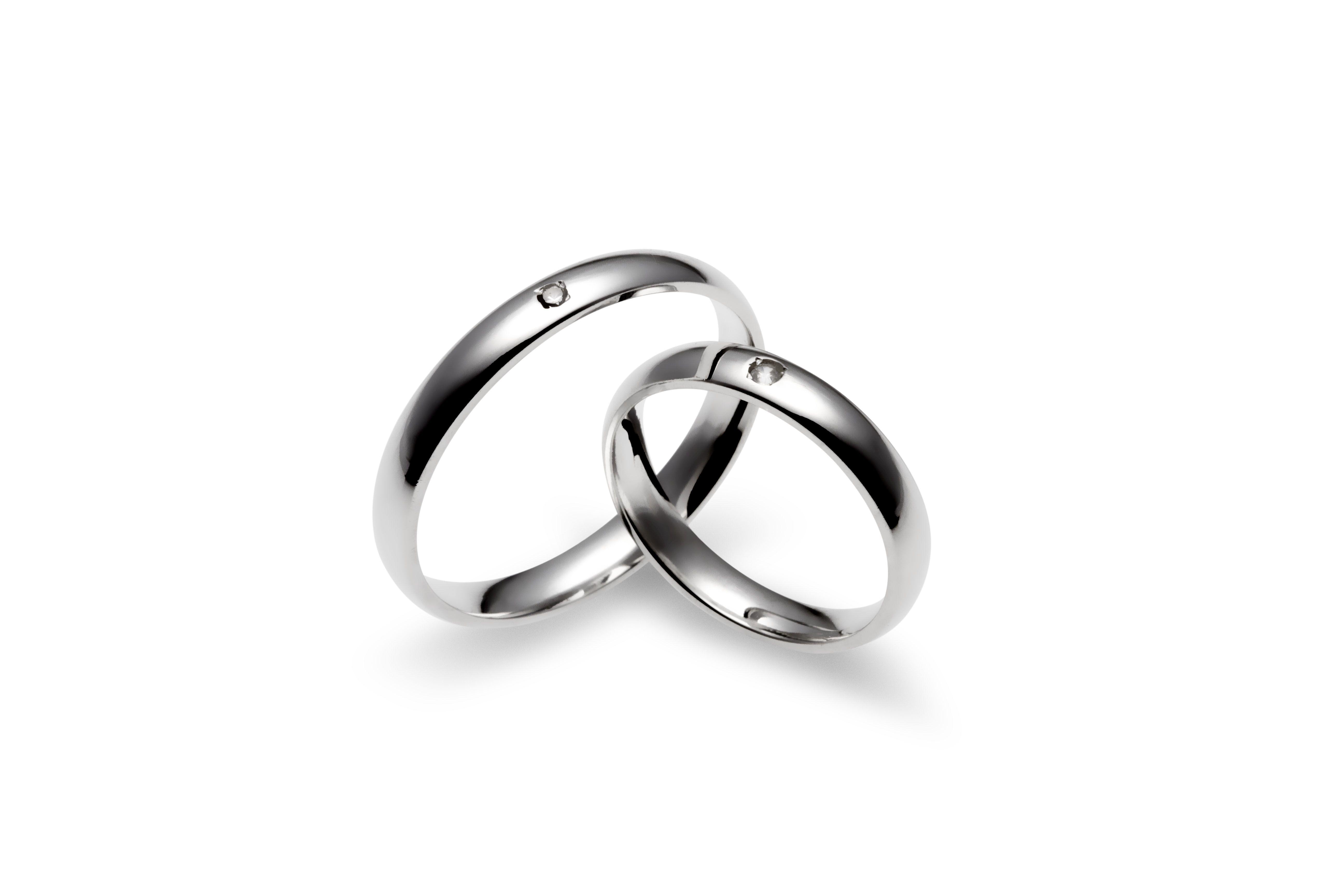 778d703203f Aliança em Prata com Zircônia Fina  ring  silver  jewelry  anel  namoro